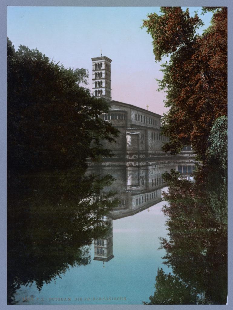 Potsdam. Die Friedenskirche