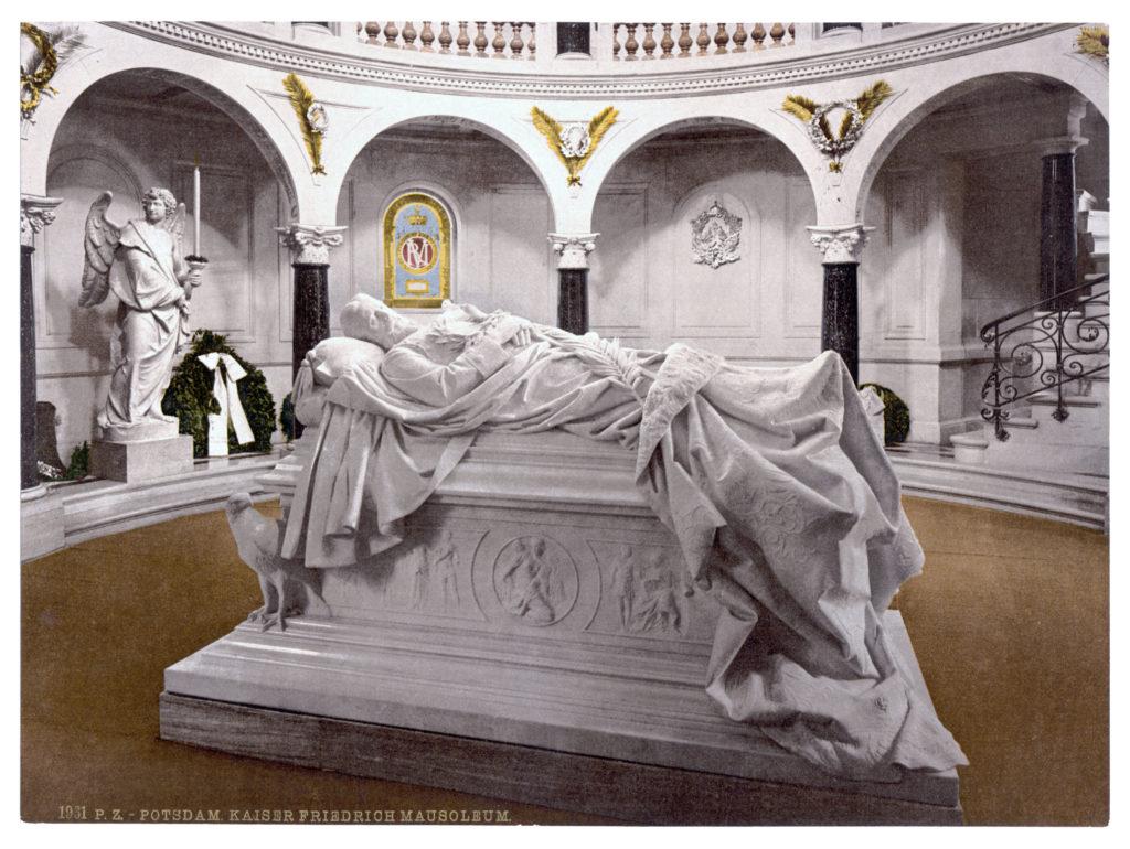 Potsdam. Kaiser Friedrich Mausoleum