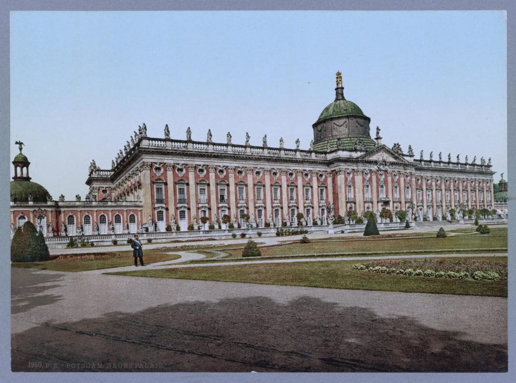 Potsdam. Neues Palais