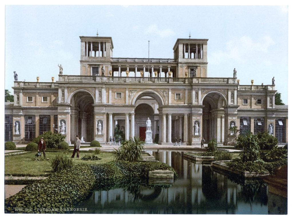 Potsdam. Orangerie