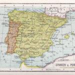 Spanien und Portugal (1912)