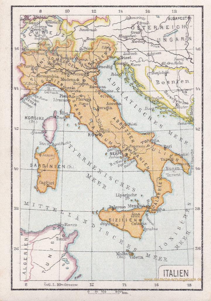 Italien (1912)