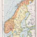 Schweden und Norwegen (1912)