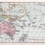 Australien und Oceanien (1912)