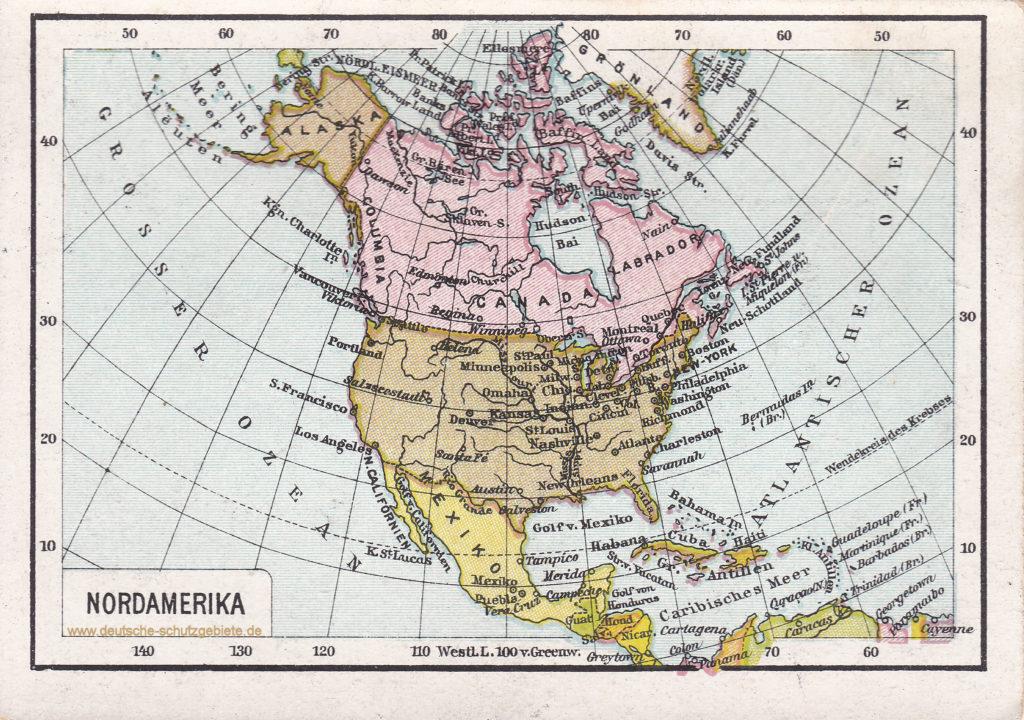 Nordamerika (1912)