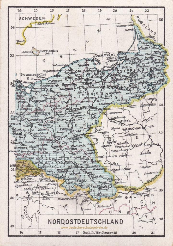 Nordostdeutschland (1912)