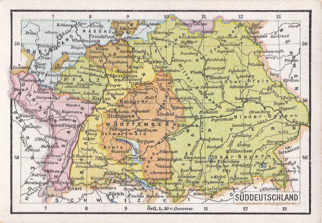 Süddeutschland (1912)