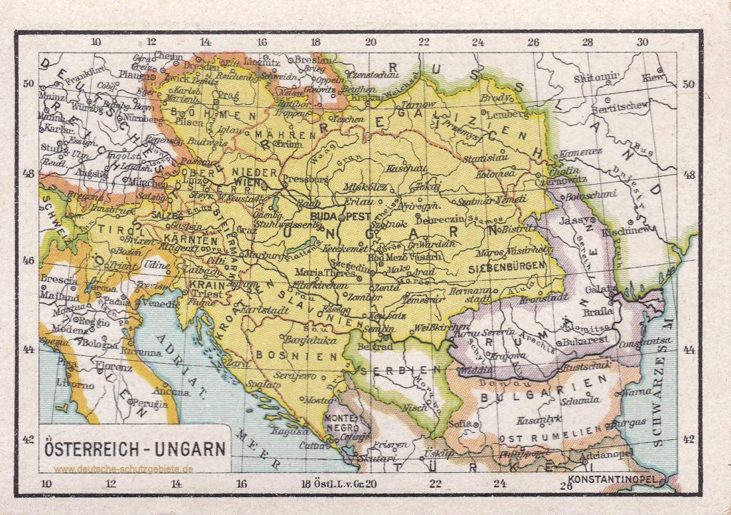 Österreich-Ungarn (1912)