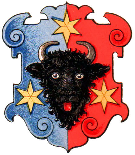 Bukowina, Wappen
