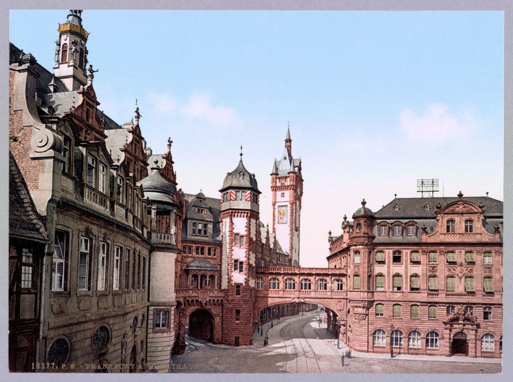 Frankfurt a. M. Rathaus