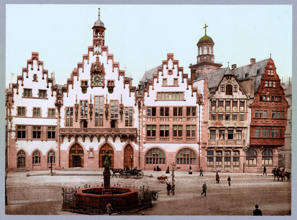 Frankfurt a. M. Römer
