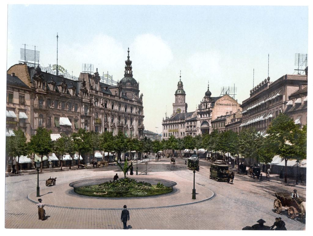 Frankfurt a. M. Rossmarkt