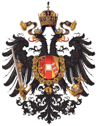 Kaisertum Österreich, kleines Wappen