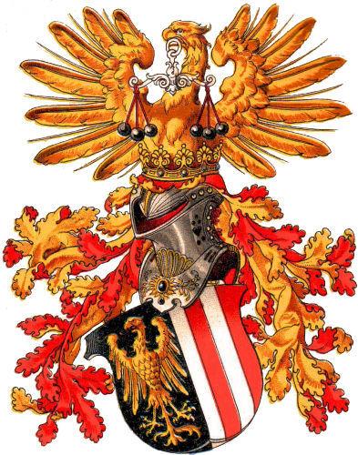 Oberösterreich, Wappen