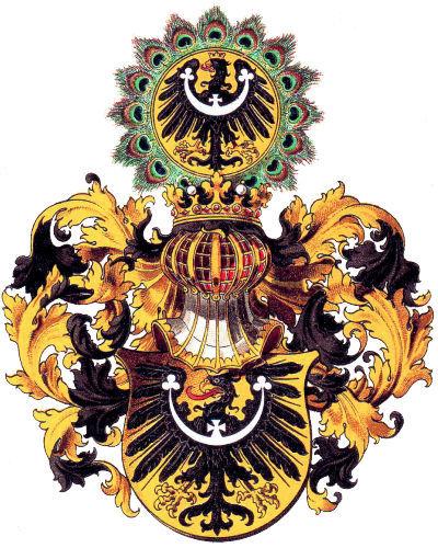Österreichisch Schlesien, Wappen