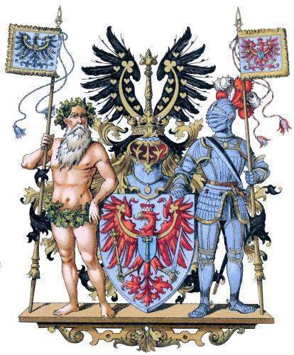 Provinz Brandenburg, Großes Wappen