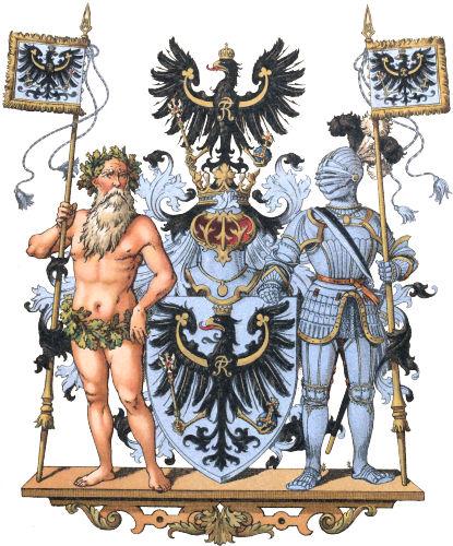 Provinz Ostpreußen, Großes Wappen