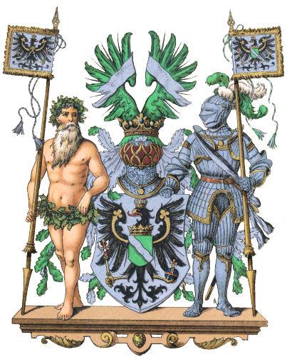 Provinz Rheinland, Großes Wappen