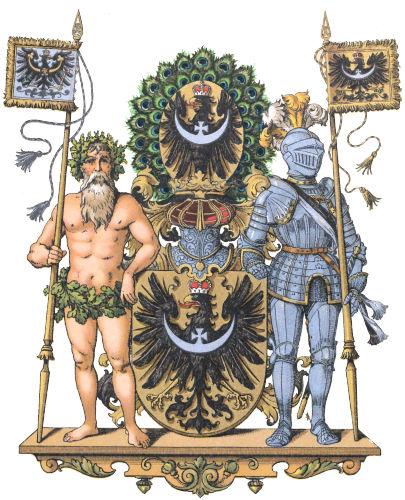 Provinz Schlesien, Großes Wappen
