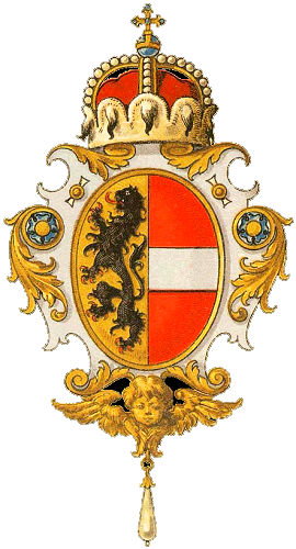 Salzburg, Wappen