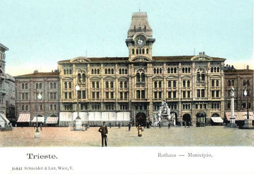 Triest, Rathaus