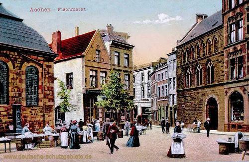Aachen, Fischmarkt