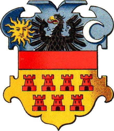 Siebenbürgen, Wappen