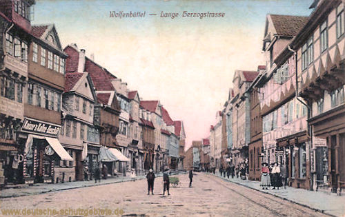 Wolfenbüttel, Lange Herzogstraße