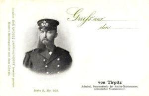 Admiral von Tirpitz