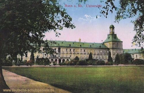 Bonn am Rhein, Universität