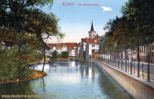 Erfurt, Am Junkersand