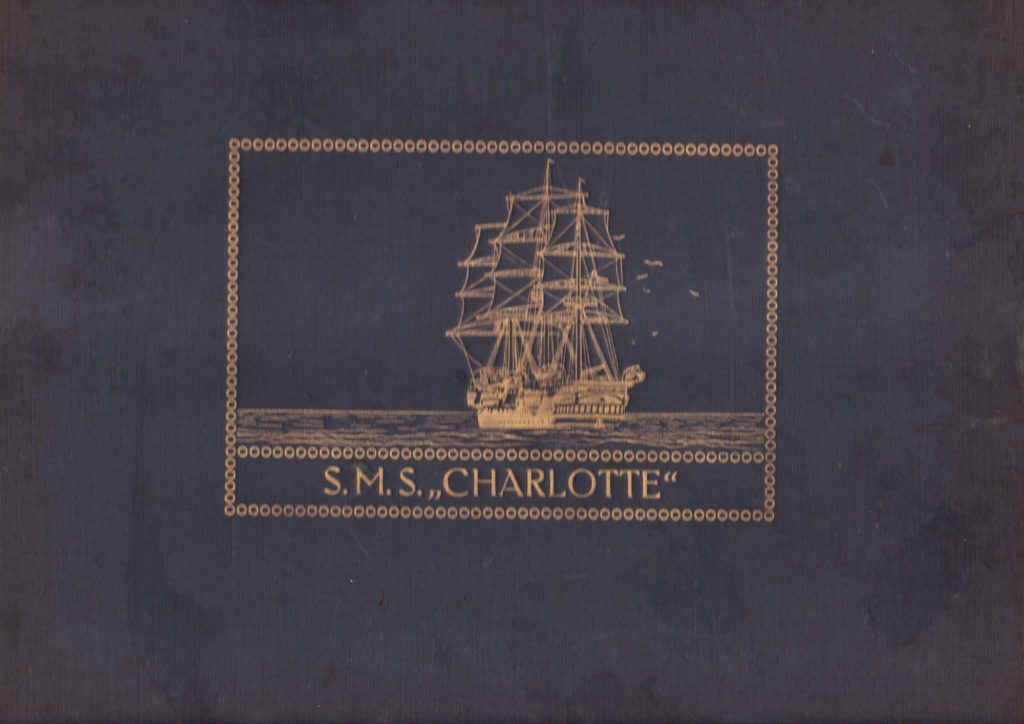 S.M.S. Charlotte, Cover