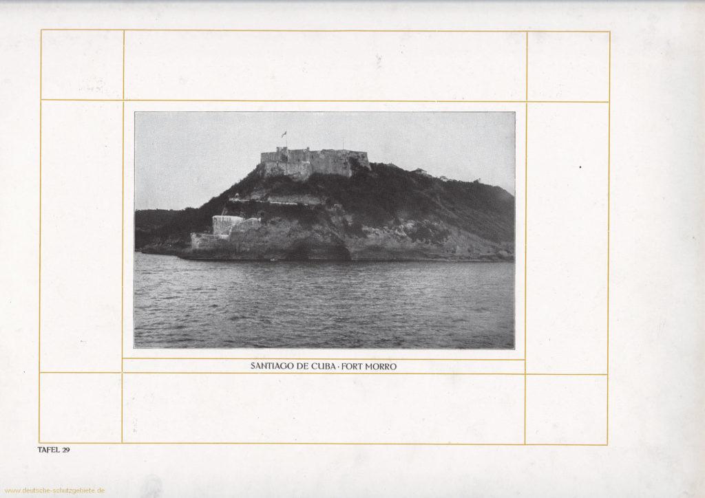 Santiago de Cuba - Fort Morro