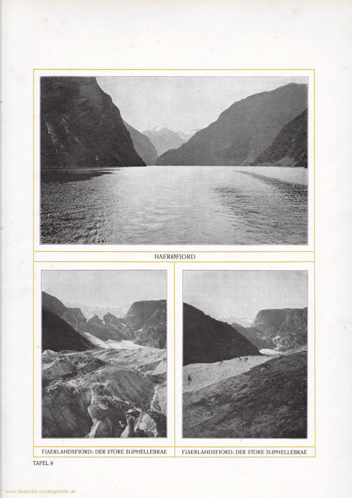 Nærøfjord - Fjærlandfjord: Der Store Suphellebrae