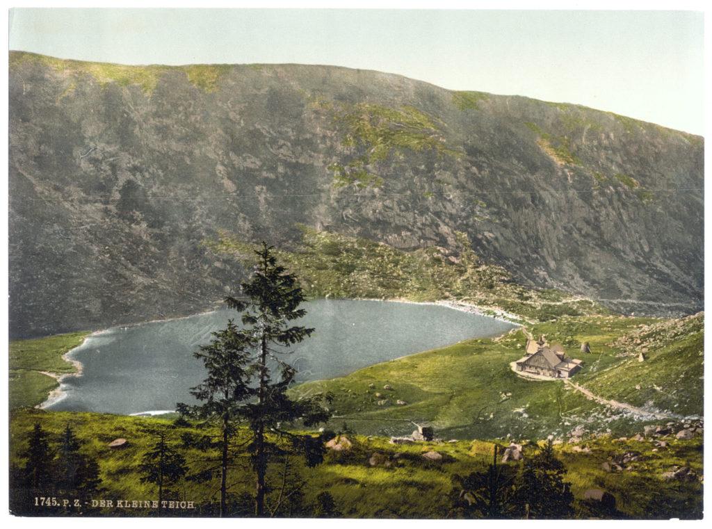 Der Kleine Teich, Riesengebirge
