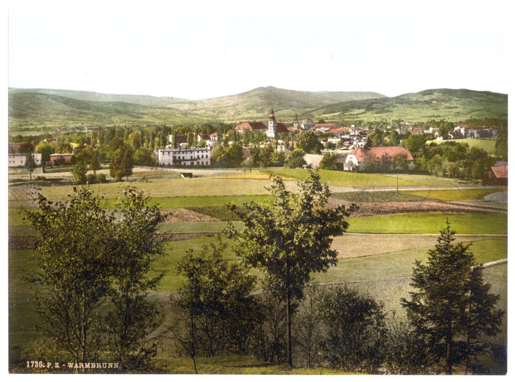 Warmbrunn (Schlesien, Regbez. Liegnitz, Kreis Hirschberg)