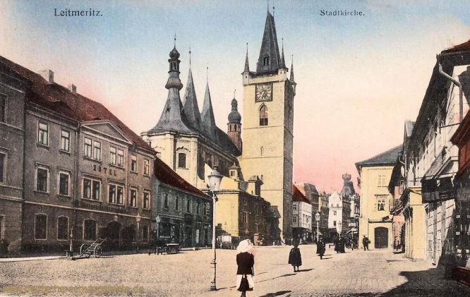Leitmeritz, Stadtkirche
