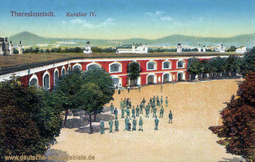 Theresienstadt, Kavalier IV.