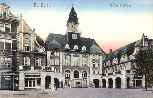 Deutsch-Eylau, Neues Rathaus
