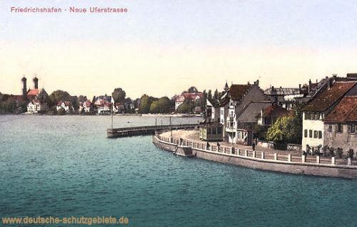 Friedrichshafen, Neue Uferstraße