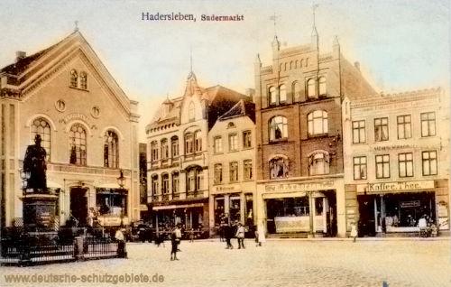 Hadersleben, Südermarkt
