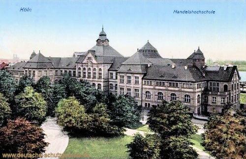 Köln. Handelshochschule