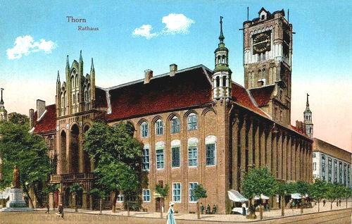 Thorn, Rathaus