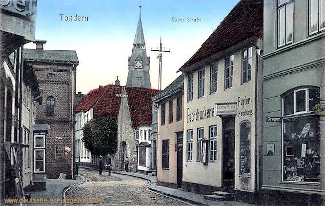 Tondern, Süder-Straße