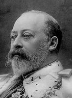 König Eduard VII.