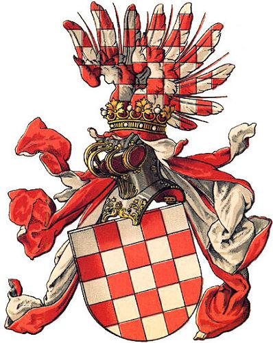 Kroatien, Wappen