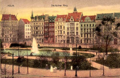 Köln, Deutscher Ring