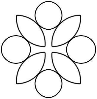 Templerkreuz, Entstehung Schritt 3