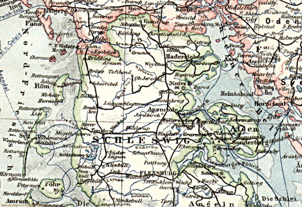Nordschleswig 1918