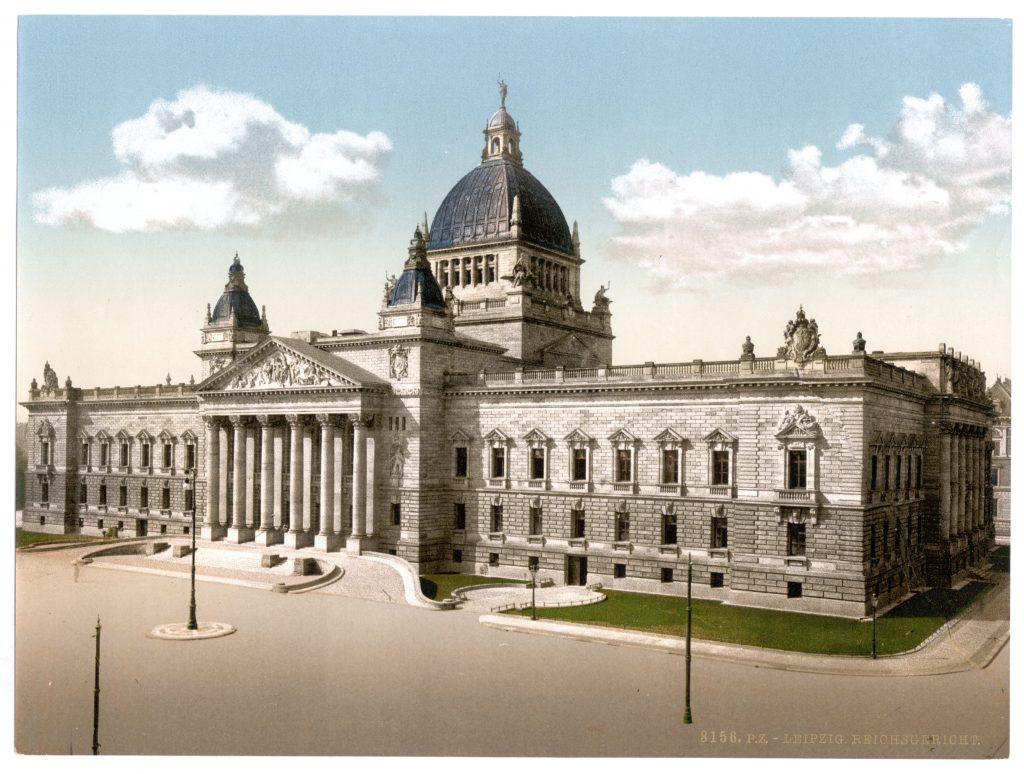 Leipzig. Reichsgericht.